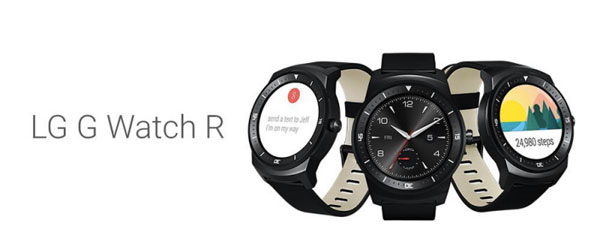 LG G Watch R Kini Tersedia di GooglePlay